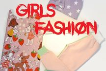 Girls fashion / Fabulous colorful and cute girls fashion