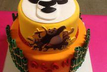 Torte kunfu panda
