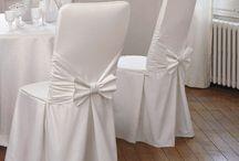 Cubrir las sillas