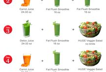 Detoxing foods/Drinks / by Nicole Bacon