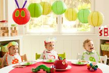 Very Hungry Caterpillar Birthday Party / by Dana Schatzley Foster