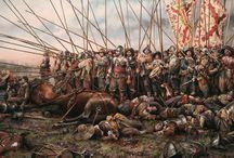 Pinturas militares