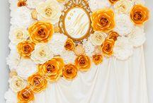 .Flores De Papel