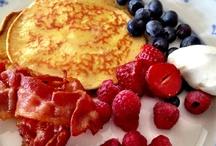 Banting breakfasts