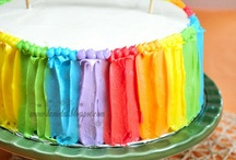 Cakes / by Vicki Lowman