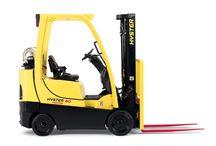 Hyster - IC Cushion Tire Trucks