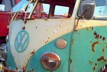 Dub's / VW Bus