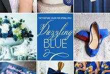 Wedding by Color: Blue (Dazzling) / #blue #colorthemes #weddings #indianwedding #indianweddings #sjsevents #sonaljshah #sonaljshahevents #sjsbook #sjs www.sjsevents.com
