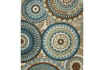 A Spring Deco Board / by Sharon Pratt