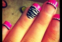 Maquillage, ongles