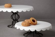 I love cake stands / by Kathleen Thomas