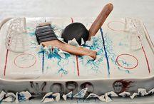 Športové torty