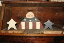 Americana / by Karen's Treasures