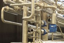 Pipework / Stainless pipework