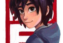 Hiro Hamada (big bero 6)