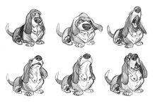 Creature Design | Dogs