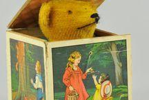 Teds & softies I adore / by Karen A. Meer