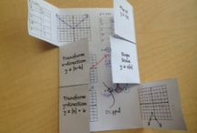 Maths Foldables