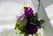 Sarah&Steven / Wedding Flowers for 09/02