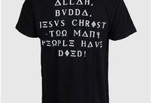 metal trička