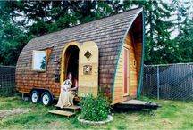 Amazing house on wheels / Architecture, Houses, Tiny House, Houses On Wheels, Mobile Houses