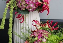 Flower arrangements / by Cindy Deutschendorf
