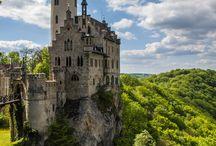 Castles I Like / by Debra Browning