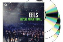 Eels - Royal Albert Hall, and other official Merchandise