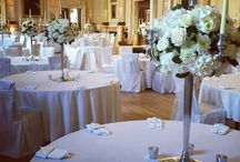 TALL CENTREPIECES / Tall centrepiece inspiration. This board is a mixture of our designs and other floral designers.