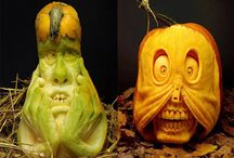 Halloween ideas / Fun decorating ideas for a festive Halloween