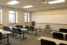 Classroom Interior Design