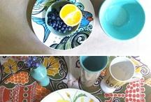 Table Settings / by Jennifer Knickerbocker