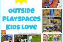 Kids outdoor stuff