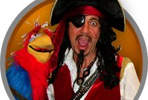 Pirate / Pirates for Hire | Funny Pirates | Entertainer Pirates | Pirates for Parties | Phone : 0425 828 503