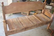 Benches / by Julie Burger-Morris