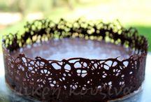 Δημιουργίες με σοκολάτα
