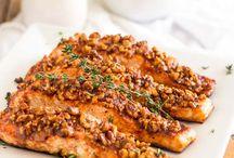Fish / Healthy food