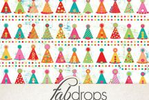 Polka Dots Backdrops / Polka Dot Photo Booth Backgrounds, great for pictures of kids!