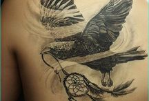 30 Striking Raven Tattoos With Deep Meanings / Raven tattoos are as prevalent today as they were in antiquated times, yet for various reasons. We wear them as embellishment the people of old wore tattoos as lasting war paint. Their raven tattoos were outlined in light of one thing and that was to impart as much apprehension in their adversaries as they could raven tattoos once secured an extensive zone and had their own particular dialects and society, also religion.