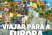 Conhecer a Europa.