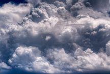 Clouds, storm, sky... Mraky, bouře,obloha.