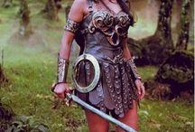 Warrior Princess  / by Tony Angel