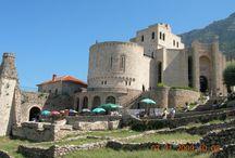 Kruja Albania / Skanderbeg's Bastion