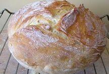 Evde ekmek yapımı lezzetli