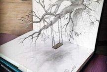 3D kresby