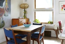 Dining Rooms / by Covet Garden magazine