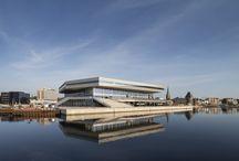 Dokk1 / Main Public Library in Aarhus, Dokk1