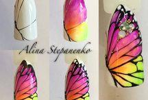 мк - бабочка