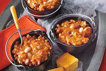 Soups, chillis