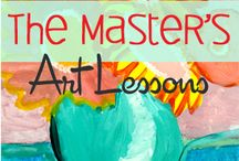 creating an artist  / by Laura Wilkerson